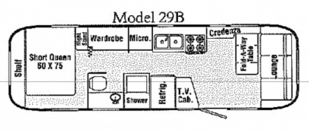 1990 Excella 29 Ft