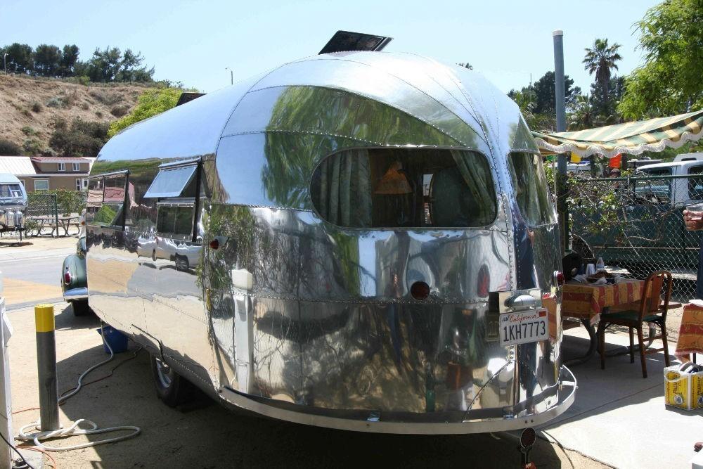 1948 Curtis Wright trailer, Glendale