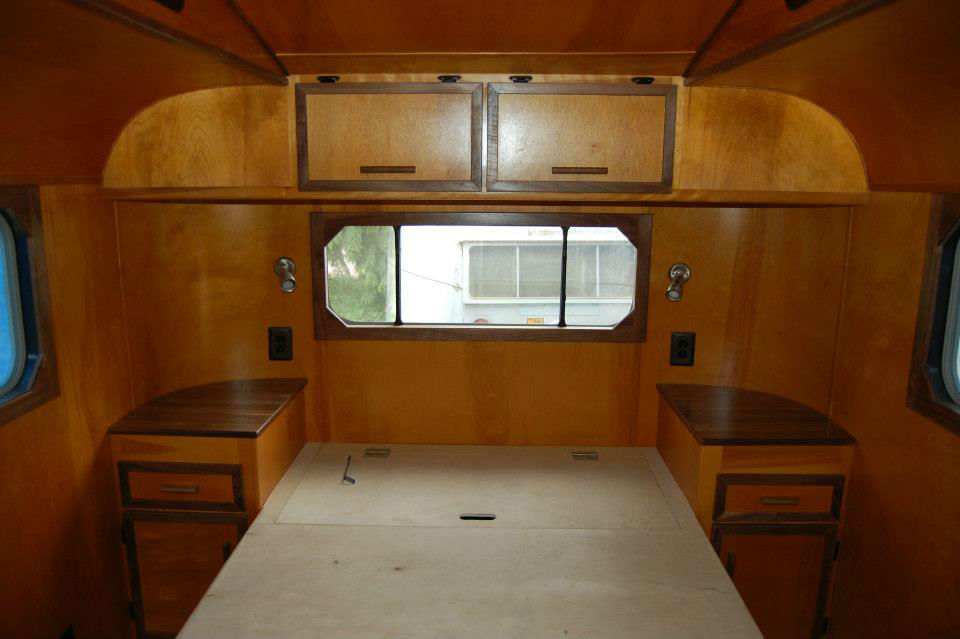 Classic Refurbished 1948 Westcraft Sequoia 27 10 Long