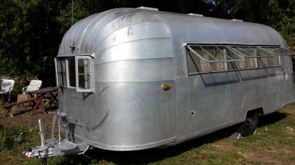 1955 Airstream Safari 22 Wisconsin