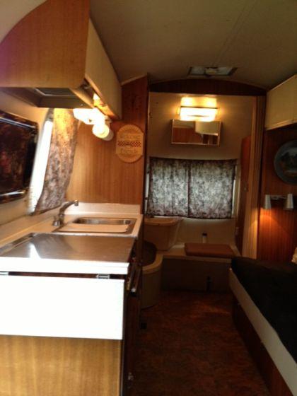 1965 Safari Airstream Land Yacht