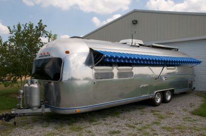 1976 31 Airstream International Sold