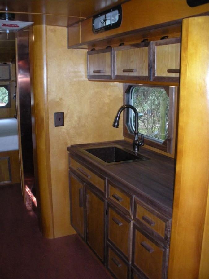 Classic Refurbished 1948 Westcraft Sequoia 27 10 Long