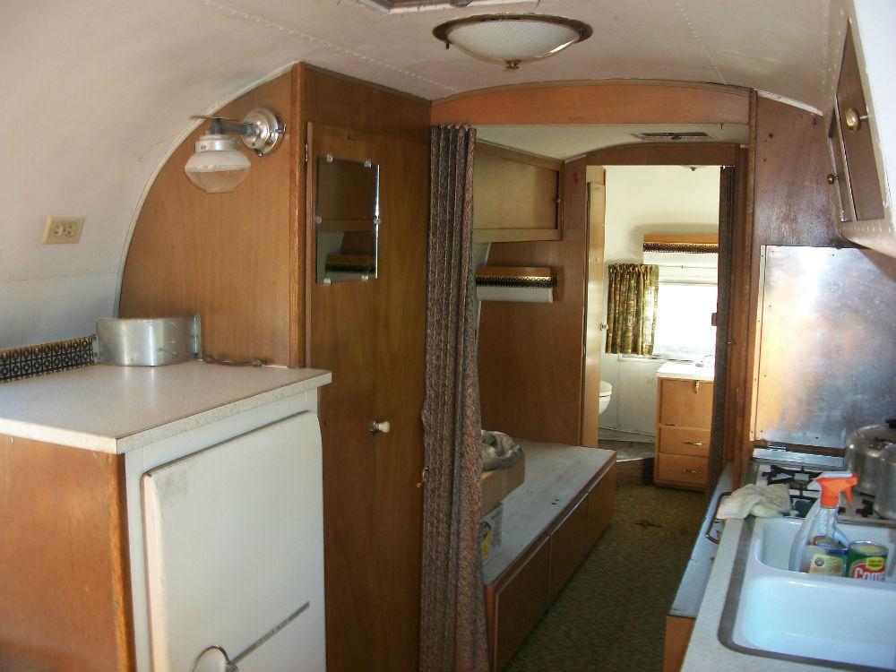 1959 Airstream Overlander 26 Minnesota