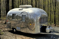 1964 Airstream Bambi II 17' – Louisiana