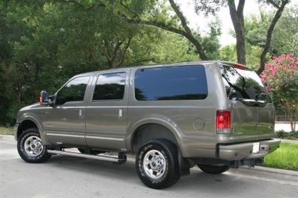 Ford Extended Warranty >> 2005 Ford Excursion Diesel 4x4 WITH FORD EXTENDED WARRANTY!!