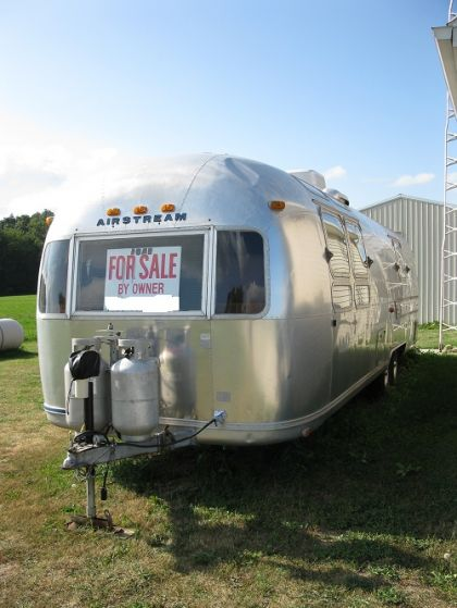 1977 Airstream Sovereign 31 Indiana