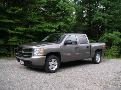 2008 chevy silverado 4 door pickup. Black Bedroom Furniture Sets. Home Design Ideas