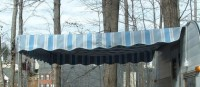 VINTAGE TRAILER AWNINGS by Kristi