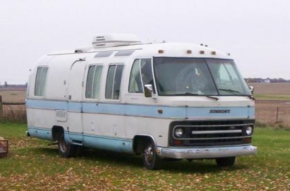 1975 Airstream Argosy 26 26 Ohio