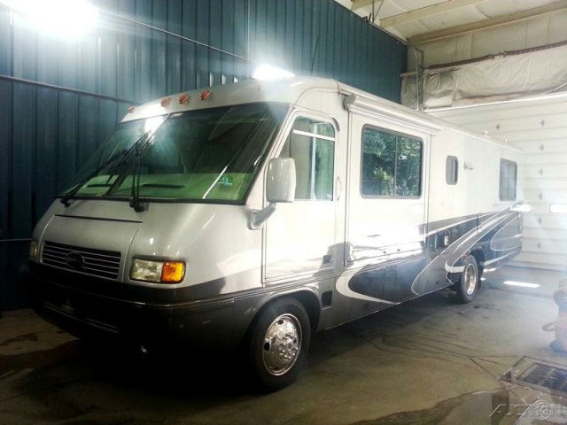 2004 Airstream Land Yacht Gas 30 30 Tennessee