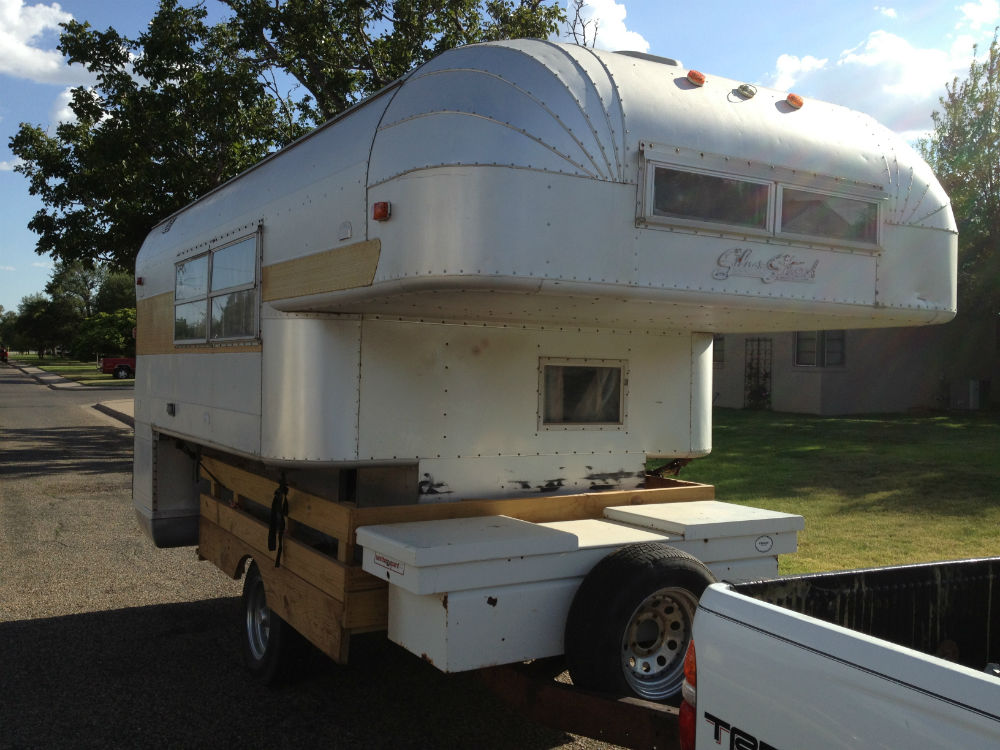 Trucks For Sale In Wv >> Silver Streak slide-in camper