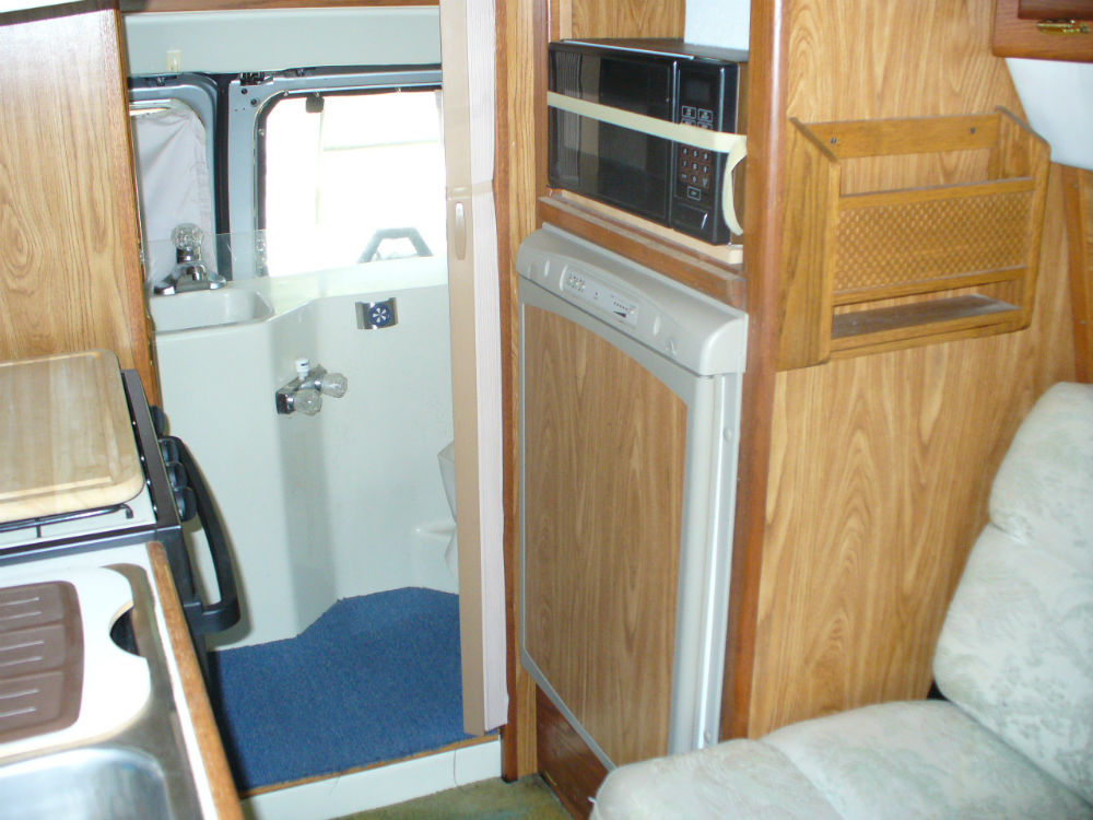 1998 Airstream 190 B Van