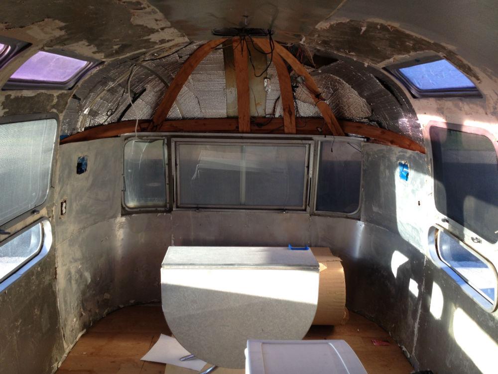 1973 Airstream Ambassador 29 Arizona