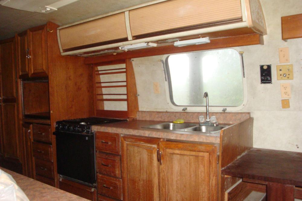 1985 Airstream Excella 34 Washington