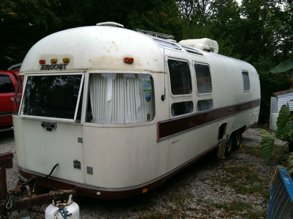 1978 Airstream Argosy 30 Kentucky