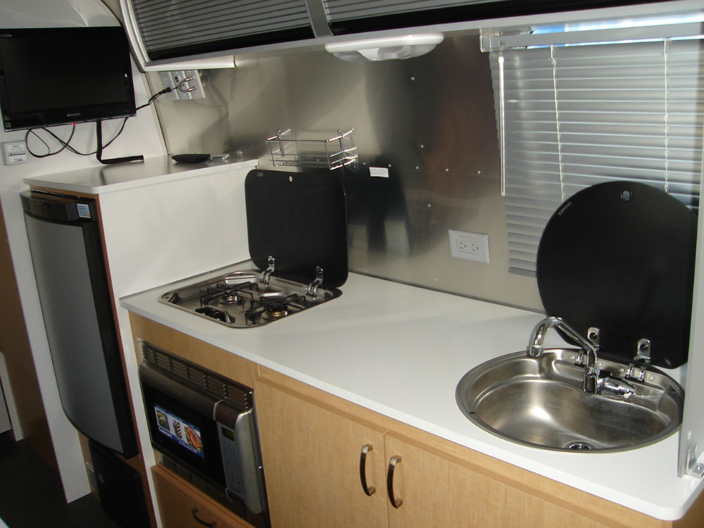 2012 Airstream Sport 22 - Texas