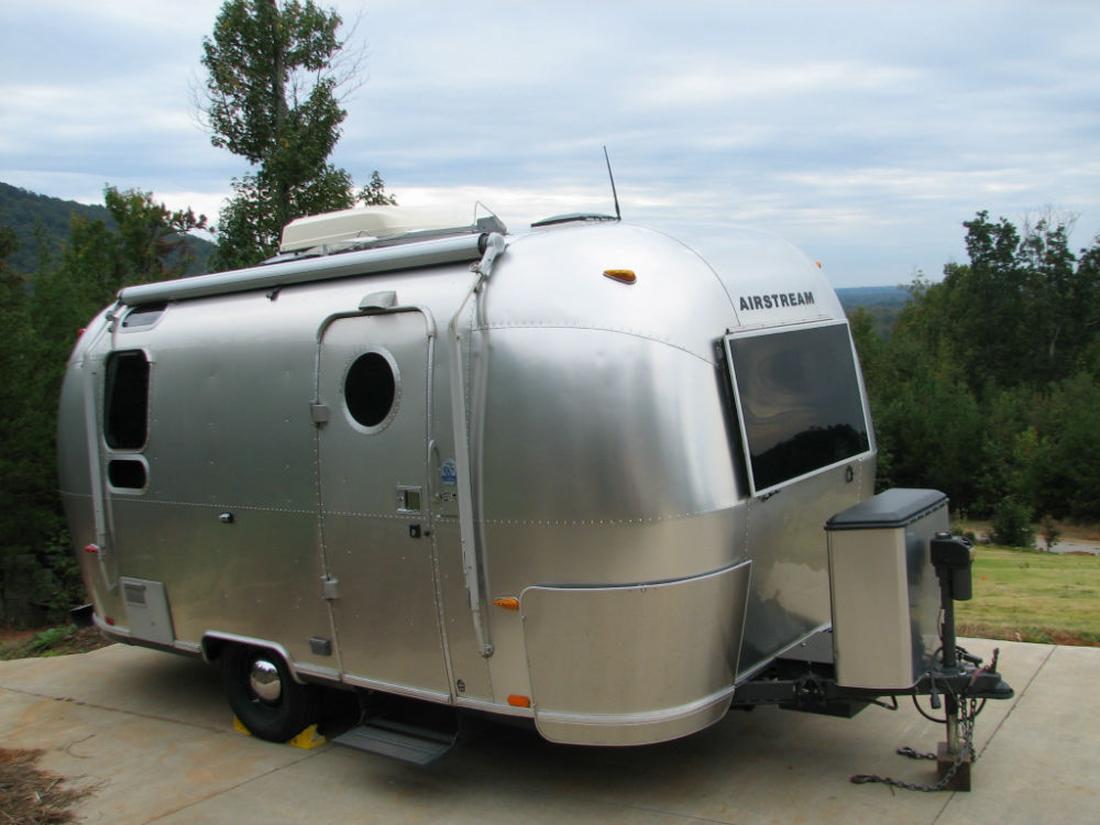 vintage airstream values