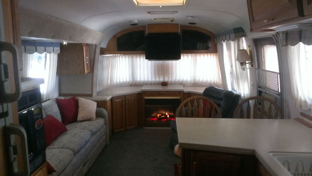 Airstreams For Sale >> 2000 Airstream Limited 34 - Texas