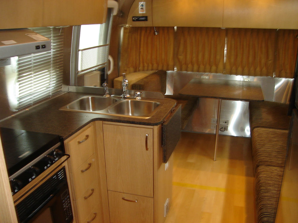 2008 Airstream Safari Se 25 Texas