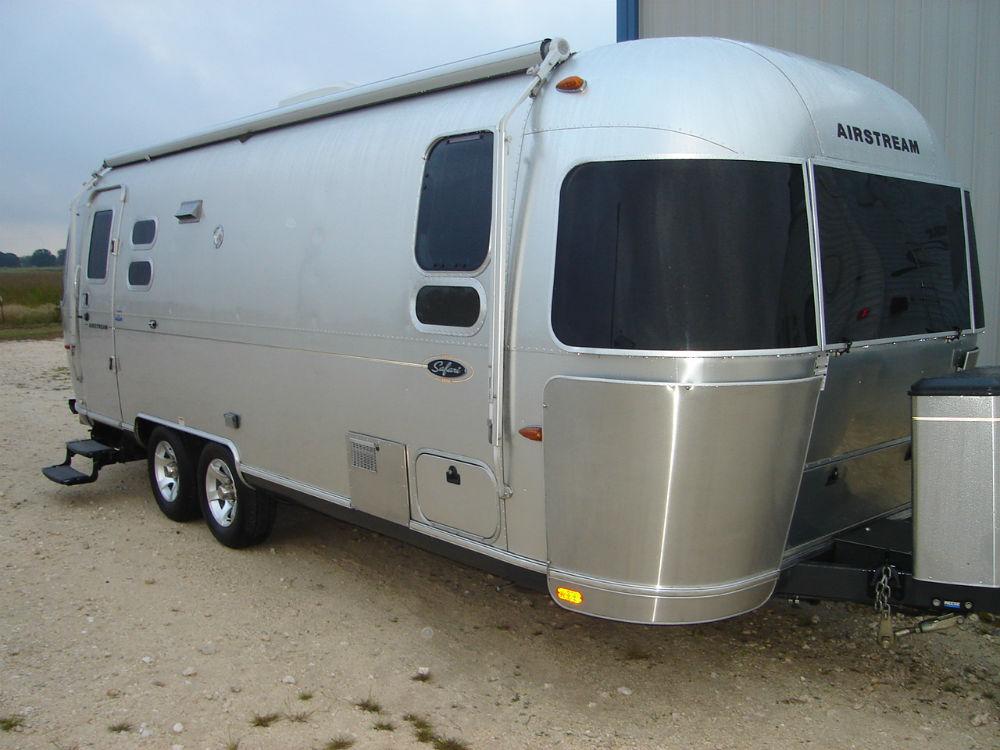 2008 Airstream Safari Se 25 Texas