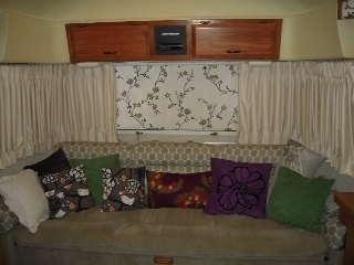 Airstream Sofa