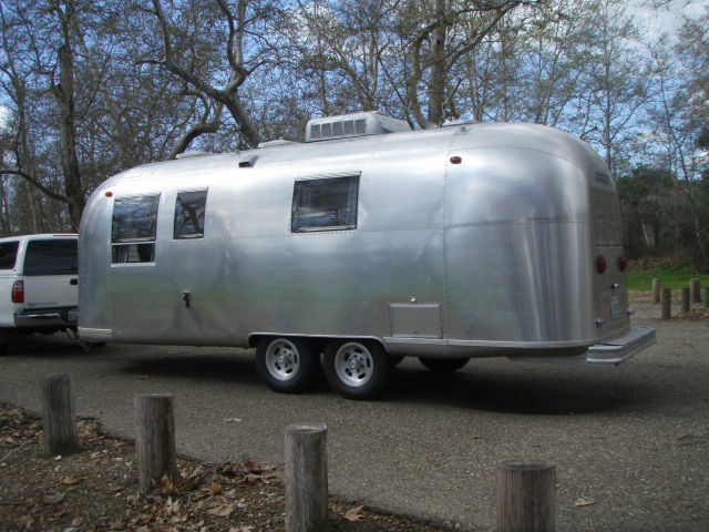 1967 Airstream Tradewind 24 California