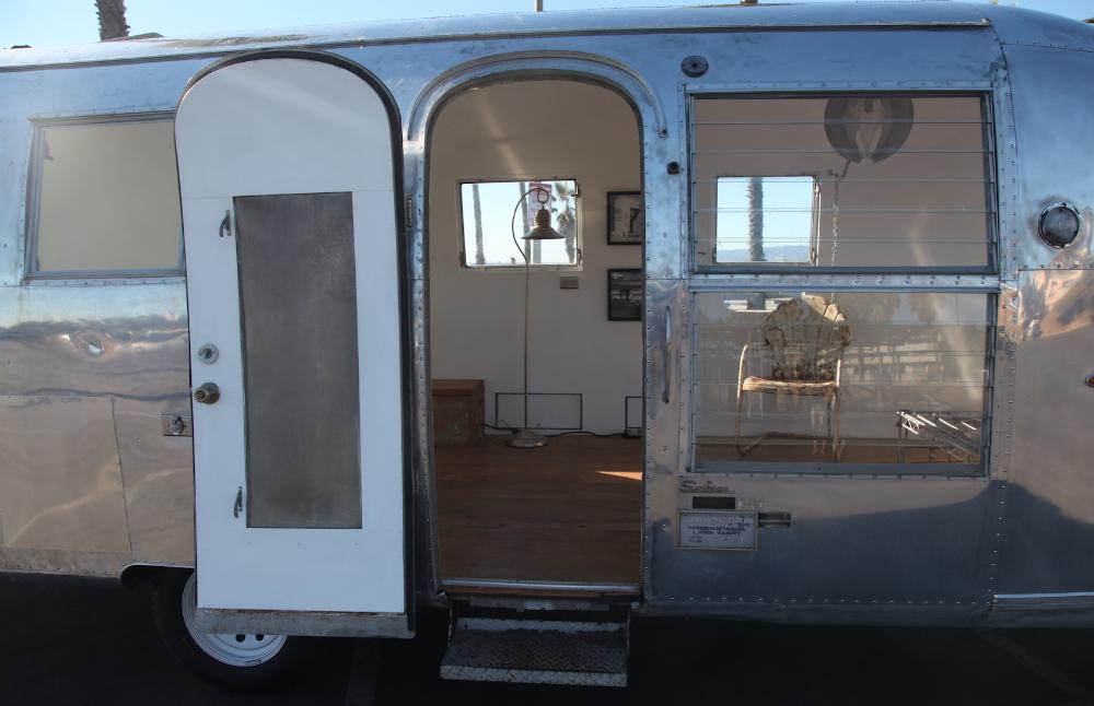1964 Airstream Safari 22