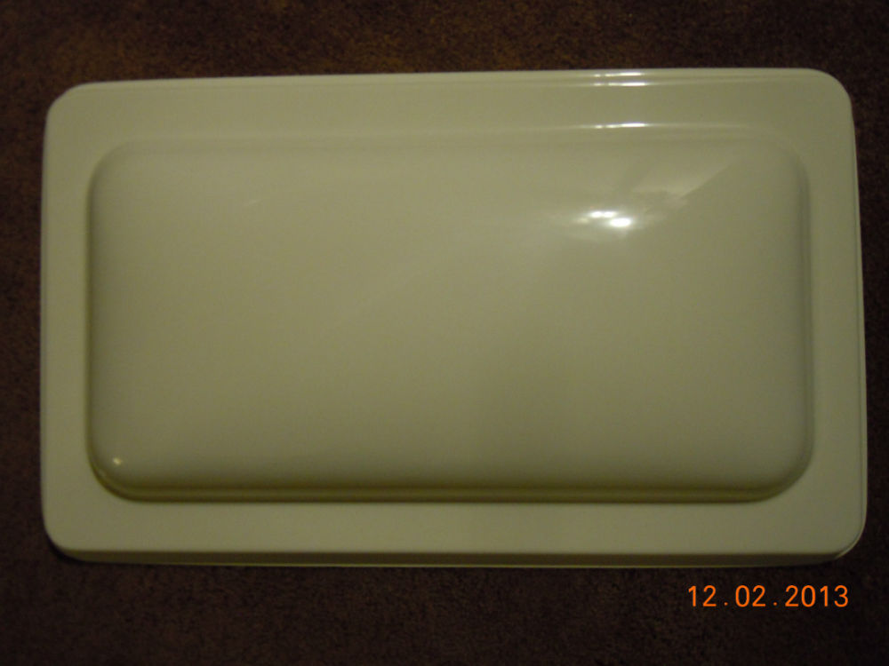 Astradome Fiberglass Vent Cover For 1956 1965