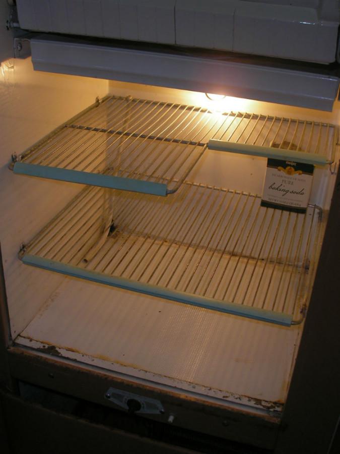 1957 Marvel Refrigerator