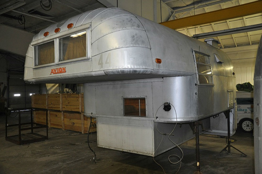 1966 Avion Truck Camper Updated HOLIDAY SALE