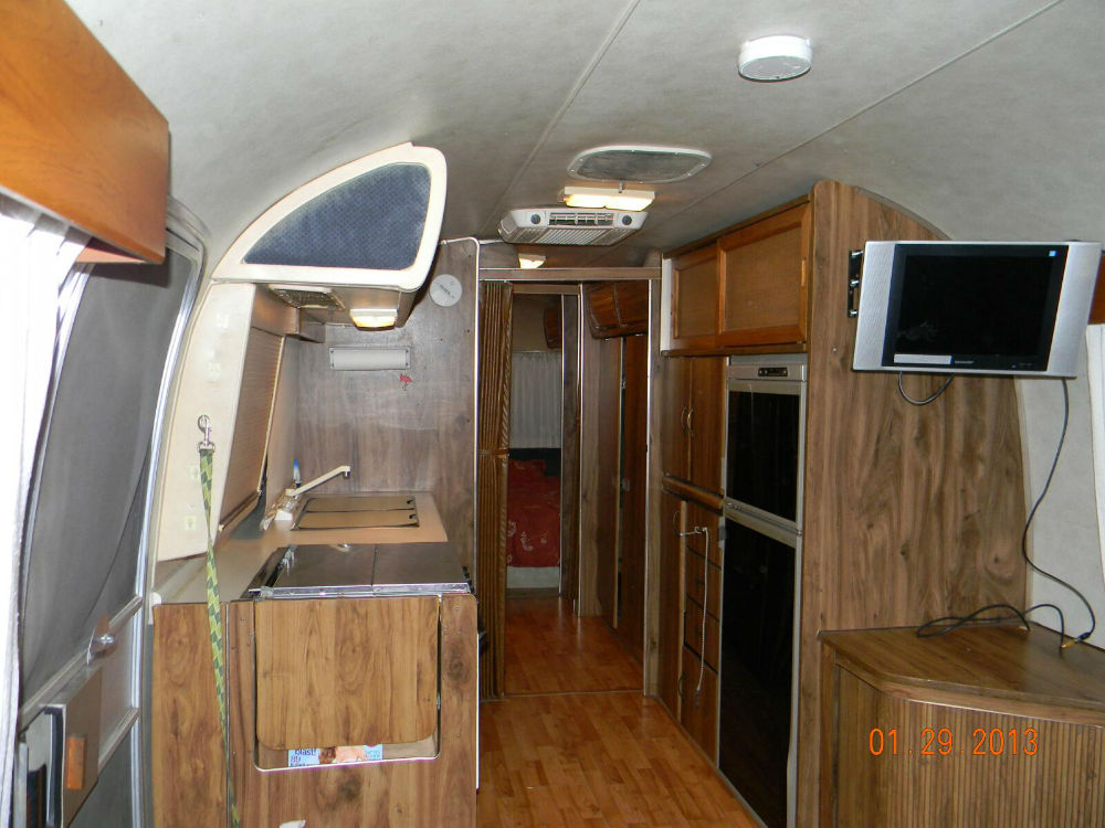 1983 Airstream International 31 Georgia