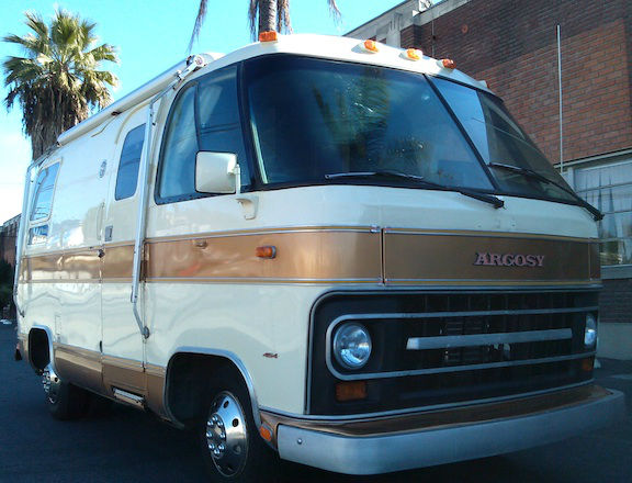 Airstream Argosy 20 California