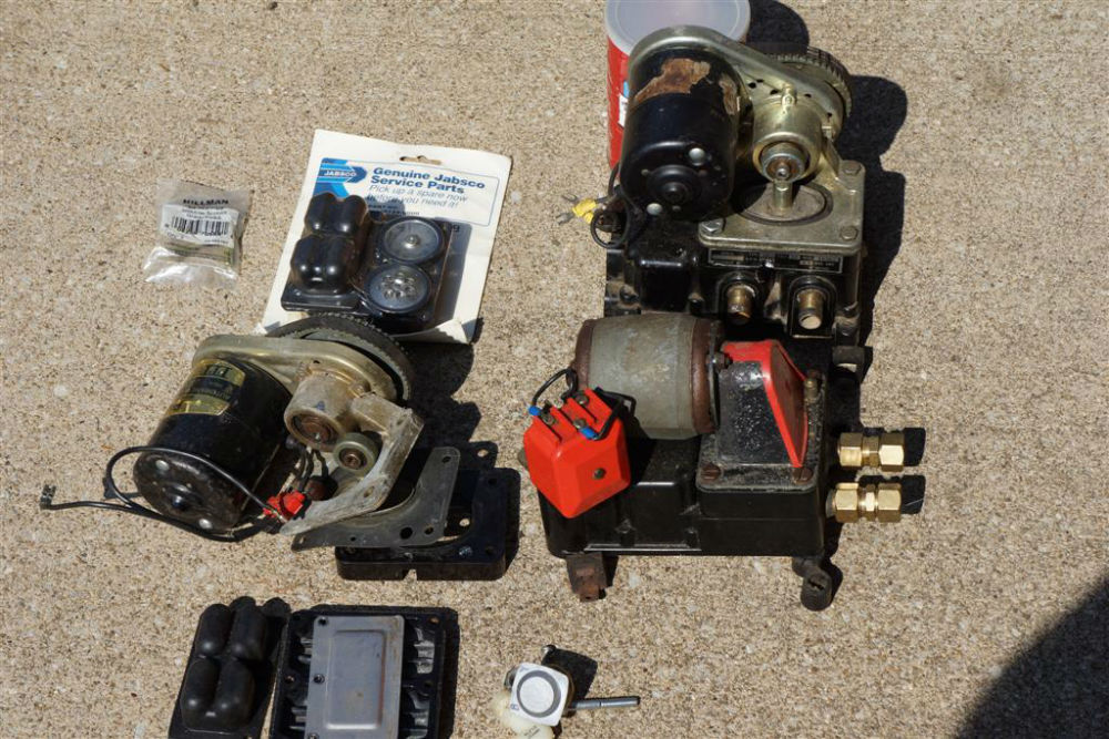 Jabsco Water Pumps And Parts