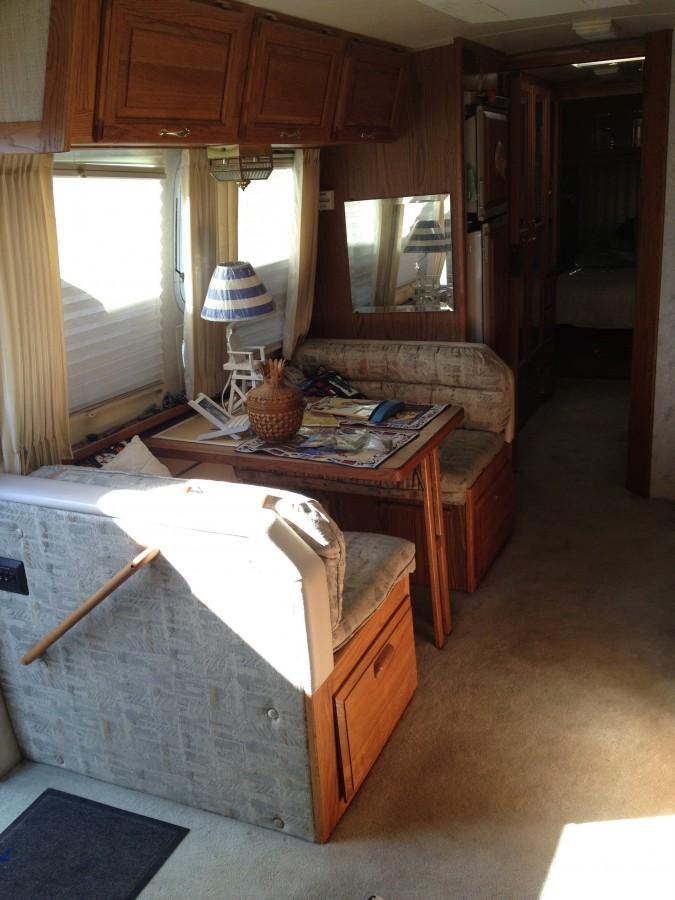 1995 Airstream Excella 34 California