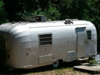 1976 Avion Travel Trailer – Alabama