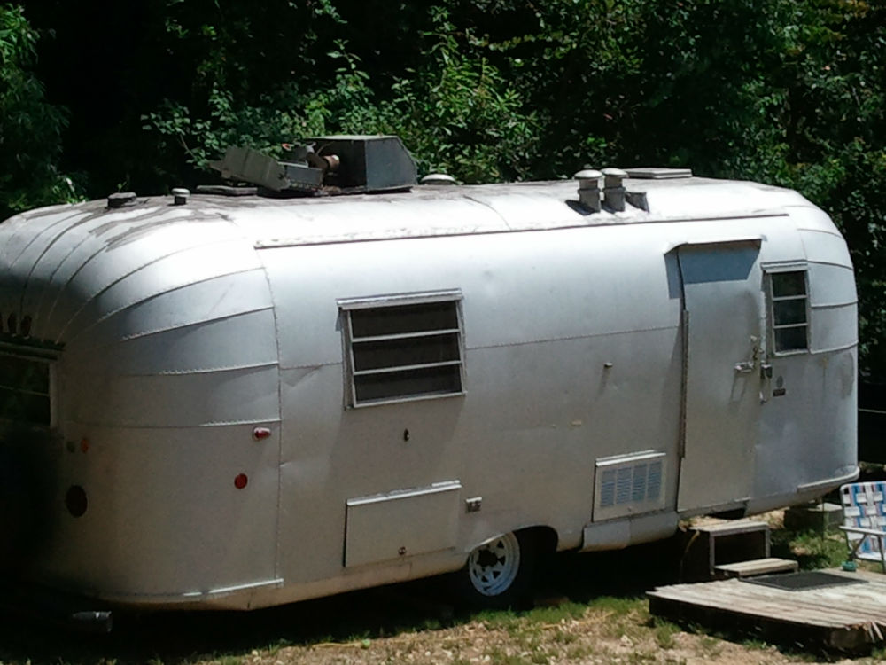 1958 avion travel trailer / Wong fu everything before us cast