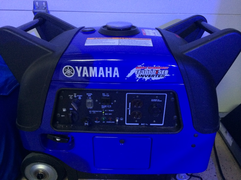 Yamaha 3500 watt inverter generator new for Yamaha 3000 watt inverter
