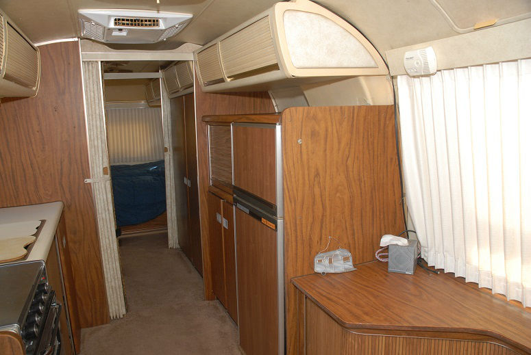 1978 Airstream Sovereign 31 Arizona