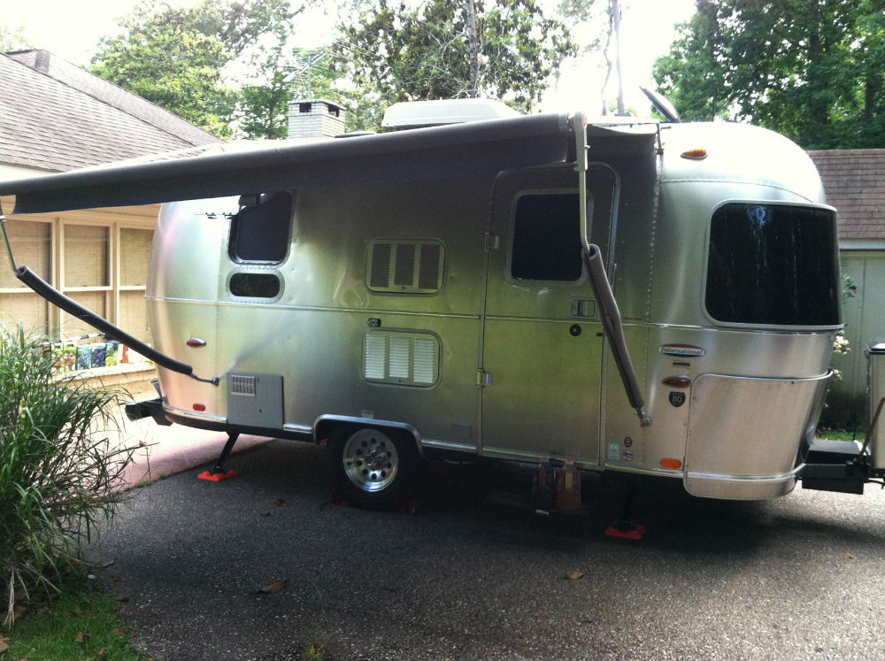 Airstream Travel Trailers For Sale On Ebay