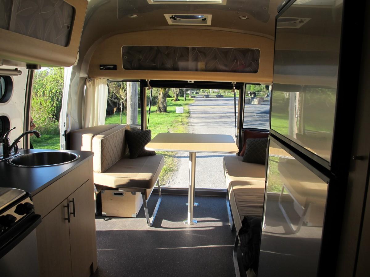 2012 Airstream Eddie Bauer 25 Washington