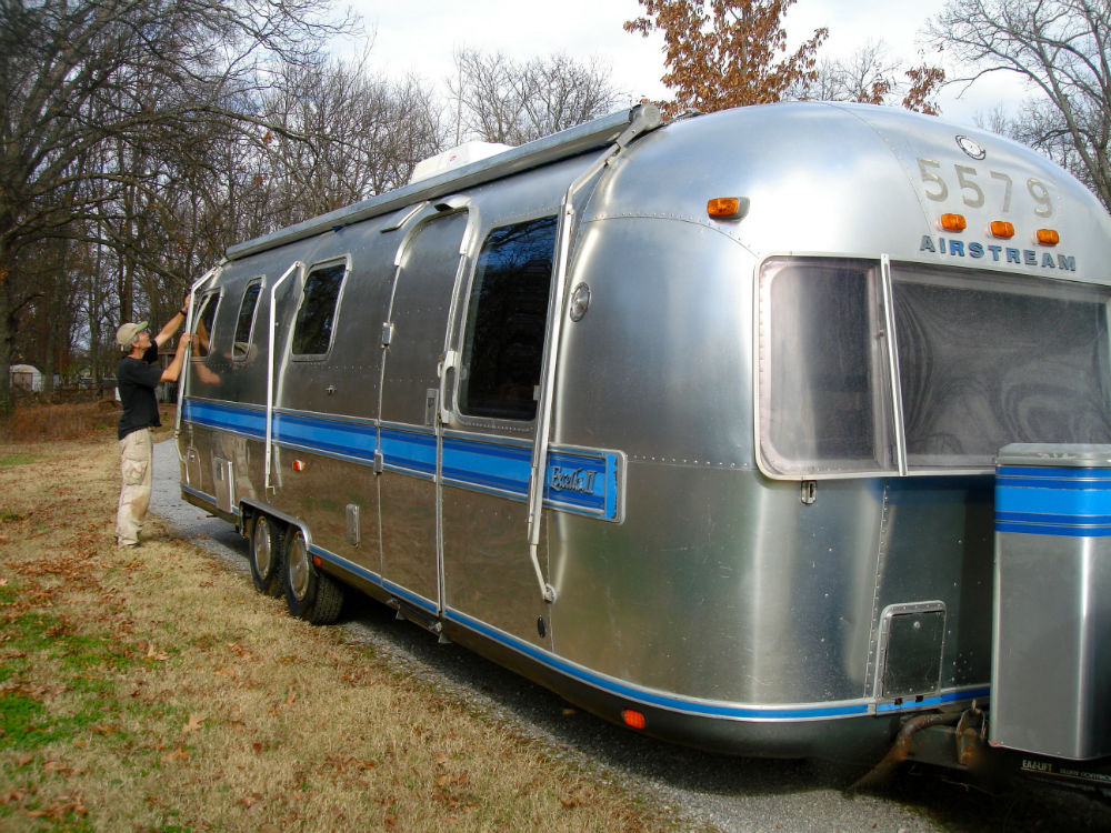 Used Airstream Trailers >> 1982 Airstream Excella 31 - Tennessee