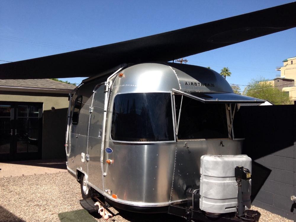 2009 Airstream Sport 17 Arizona