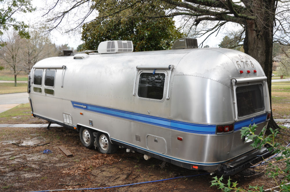1986 Airstream Sovereign 31 Arkansas