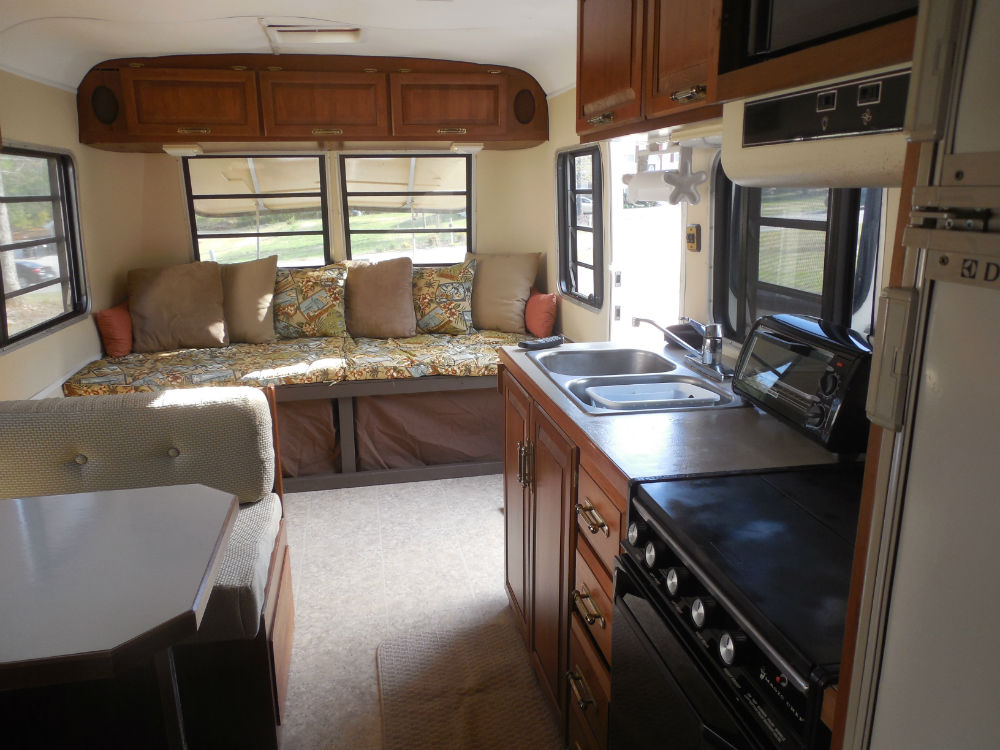 1986 Airstream Argosy 29 Georgia