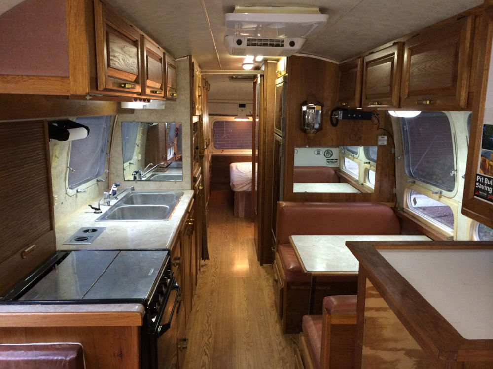 1987 Airstream Limited 34 Illinois