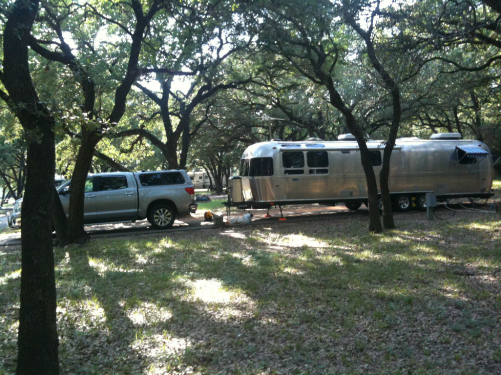 2011 Airstream Classic 34 - Texas
