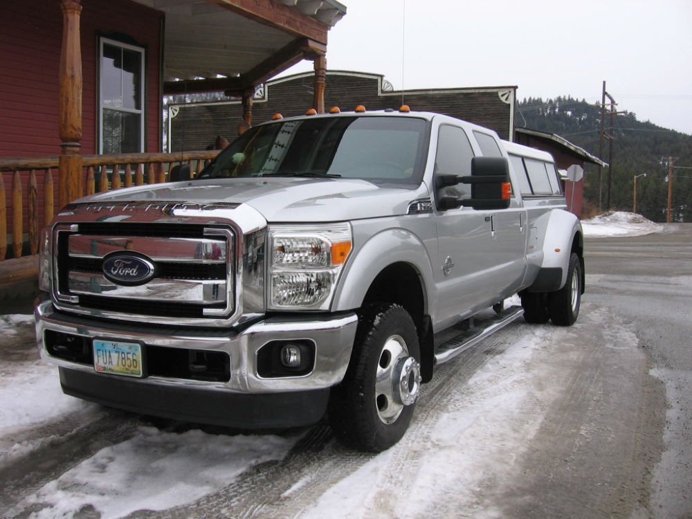 Tow Truck For Sale Canada >> Like new dual wheel truck