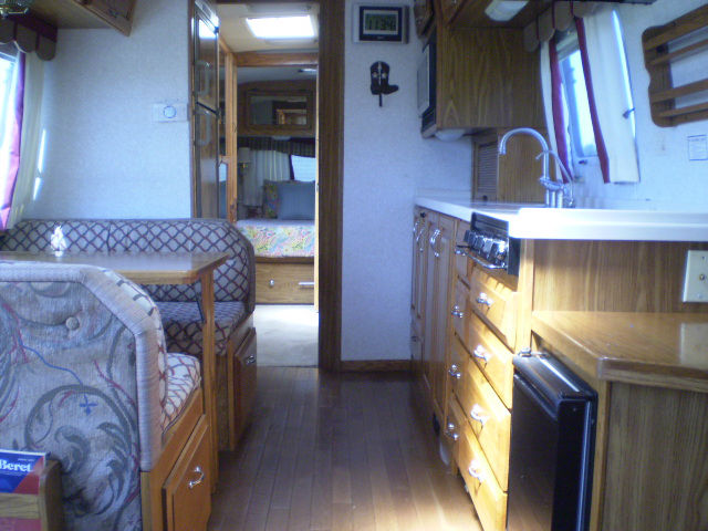 1998 Airstream Limited 34 Tennessee