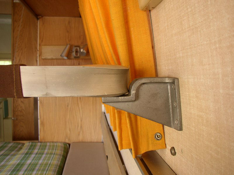 WTB Bunk Bed Hardware Wall Brackets